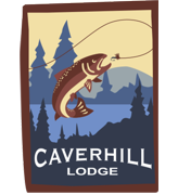 Caverhill Fly Fishing Lodge Logo